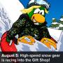 Club Penguin Snow Gear 2011